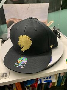 e1fbb6354 Details about RARE BLACK & GOLD MONARK LION SNAPBACK CAP/HAT BY '47 BRAND  EMBROIDERED RETIRED
