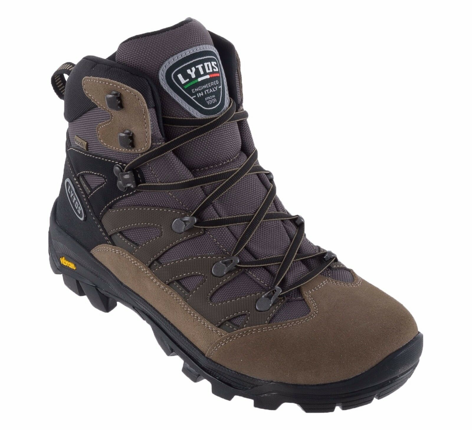 LYTOS Eiger uomo 27 stucco/antracite scarpe trekking uomo Eiger mens shoes cod.88894/27ITA 94f4f1