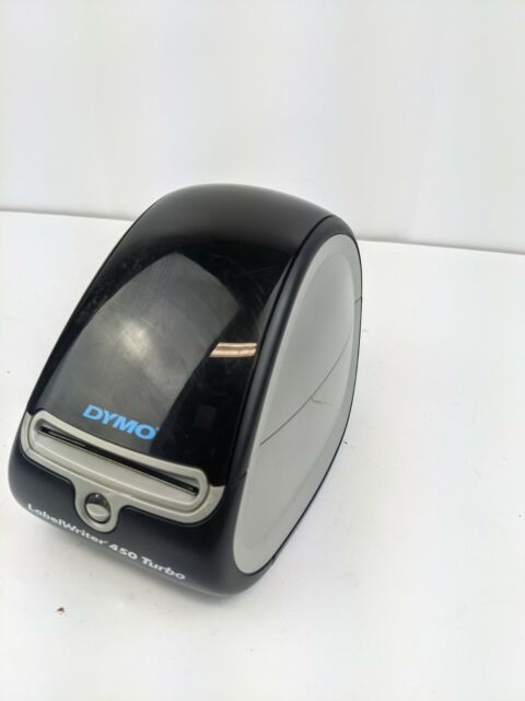 DYMO LabelWriter 450 Turbo Thermal Label Printer (No Power Cord Or USB)
