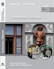 DVD: Motorradtour durch Tschechien! (incl. Booklet, Tourstory/pdf +GPS-Daten)