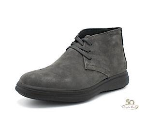 Igi-e-Co-scarpe-da-uomo-polacchine-in-camoscio-alte-invernali-IgiCo-pelle-grigio
