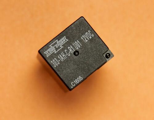 ATV UTV 12V DC 4 Terminal Ultra Micro Relay SPST 20 Amp ISO 280