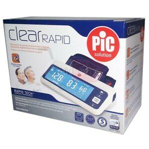 Pic-Clear-Rapid-Misuratore-di-Pressione-Digitale-da-Braccio-D-L-S