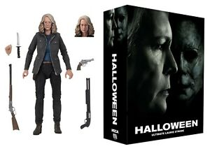 "NECA Halloween 2018 Ultimate Laurie STRODE 7/"" Action Figure Jamie Lee Curtis"