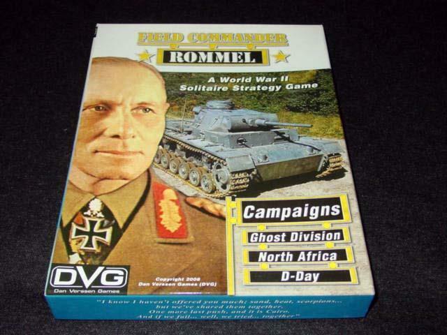 DVG 2008 - ROMMEL - fältbefälhavare - Andra världskrigets isoleringasmateriel (UNP)
