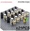 21-22-Pcs-Minifigure-Star-Wars-Clone-Trooper-Captain-Rex-Palpatine-Army-Lego-MOC thumbnail 20