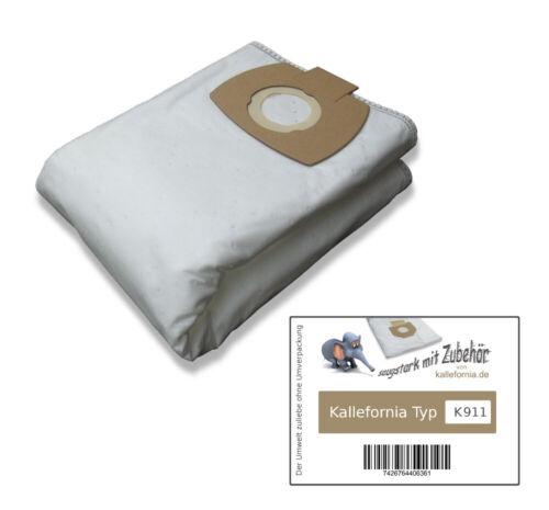 10 sacs pour aspirateur convient pour MAKITA vc2010l VC 2010 L VC 2010 L