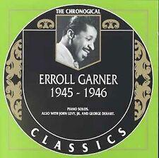 Unknown Artist The Chronological Erroll Garner, 1945-19 CD