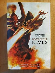 Doom-of-the-Elves-Omnibus-Warhammer-fantasy-excellent-condition-End-Times