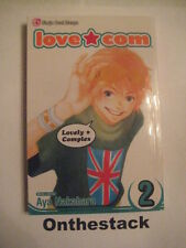 MANGA:    Love Com (Lovely.Complex) Vol. 2 by Aya Nakahara (2007, Paperback)
