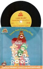 CARE BEARS (1986) Kid Stuff Triaminic 33-1/3 RPM record giveway