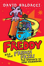 Freddy and the French Fries 2: The Mystery of Silas Finklebean (Freddy & the Fre