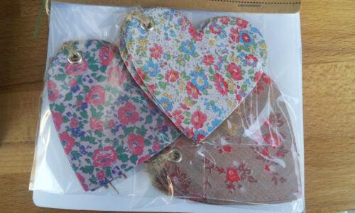 Vintage Etiketten Tags Blumen Preisschilder Hängeetiketten Preisetiketten Karton