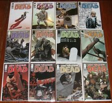 WALKING DEAD #103 104 105 106 107 108 109 110 111 112 113 114 1ST PRINT NM LOT