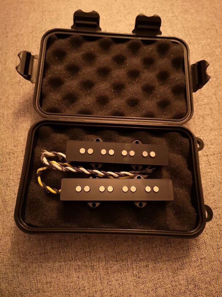 Elbas, andet mærke Ironstone Vintage Jazz Bass Pickups