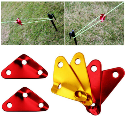Accessories Tent Anti-slip Tool Wind Rope Buckle Ropes Stopper Tightening Hook
