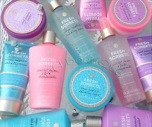 1-VICTORIA-SECRET-FRESH-SORBET-SUMMER-LOTION-MIST-SOUFFLE-2N1-WASH-SCRUB-U-PICK
