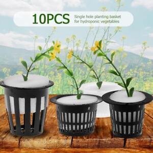 10pcs-Hydroponic-Vegetable-Planting-Basket-Flower-Seed-Soilless-Cultivation-Tray