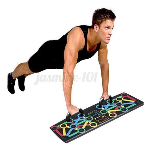 14 in1 Multifunktionale Push-Up Rack Board Training Liegestützgriffe Körperkraft