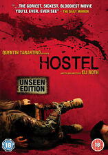 HOSTEL - DVD - REGION 2 UK