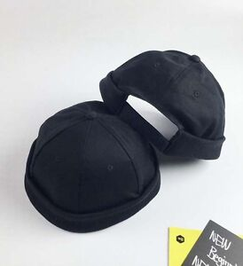 No brim snapback beanie hats strap back baseball cap Ming dynasty ... 80a36faca99