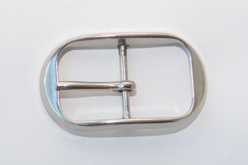 30 mm Breite Sportlich-Elegante Gürtelschnalle Schließe Schnalle ca Silber