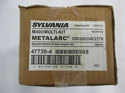 Osram 47007-C M50//MULTI-KIT METALARC BALLAST KIT 120//208//240//277V M110 50W MH PS