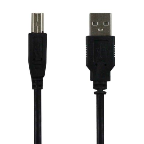 B2G1 Free For HP CANON DELL BROTHER PRINTER SCANNER CABLE CORD USB 2.0 A-B 6FT