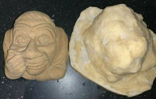 Mould Novelty Face x 2 Latex Mold New Low Price