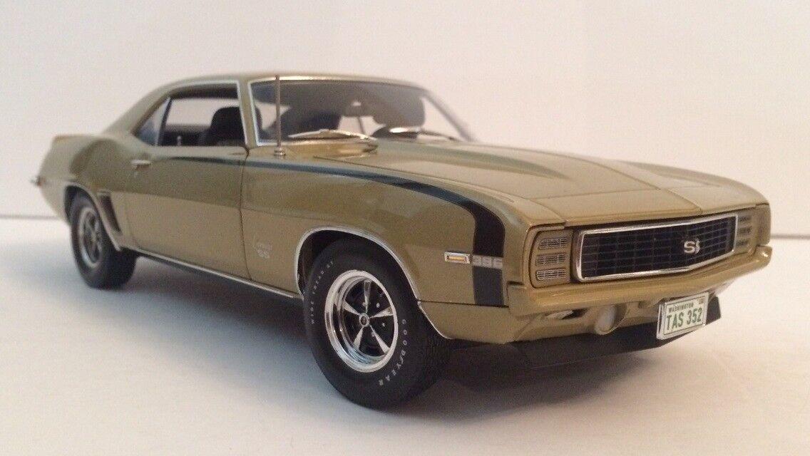 Highway 61 1 18 1969 Chevrolet Camaro (; PLZ READ)