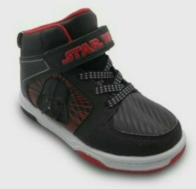 darth vader light up shoes