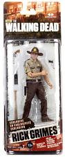 McFarlane Toys The Walking Dead Series 7 RICK GRIMES, Slightly bent card