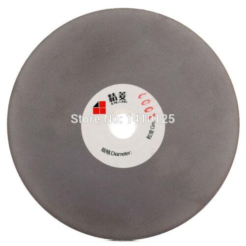 "5/"" inch 125mm Grit 1000 Fine Diamond Grinding Disc Wheel Coated Flat Lap Disk…"