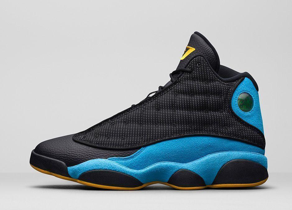 Nike Air Jordan 13 XIII Retro 823902-015 CP3 PE Size 14. 823902-015 Retro bred blue gamma black e957c5