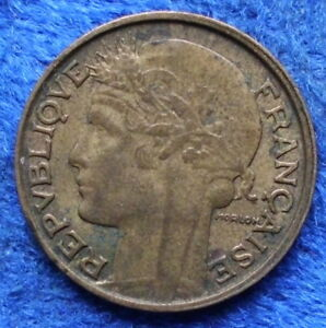 FRANCE-50-centimes-1932-KM-894-1-III-Republic-1871-1940-Edelweiss-Coins