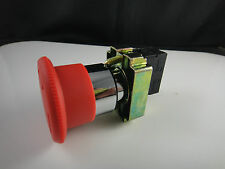 Emergency Stop Button Actuator Switch 400 Volts 10 Amp