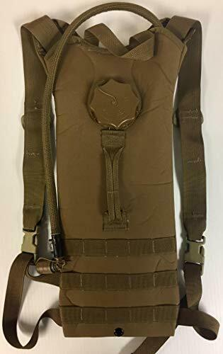 NO BLADDER 100oz 3L Water Backpack Pack Army ACU 3 Liter Hydration Carrier