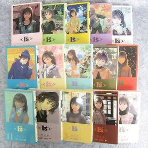 MASAKAZU-KATSURA-I-039-039-s-Manga-Comic-Complete-Set-1-15-Book-SH