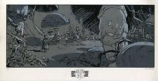 MARCHAND NEMO SERIGRAPHIE MULTI BD 120 ex. n°/signés par l'artiste