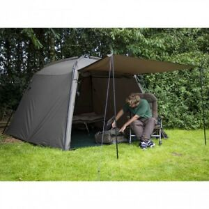 Image is loading Avid-Carp-NEW-Carp-Fishing-Screen-House-Compact-  sc 1 st  eBay & Avid Carp NEW Carp Fishing Screen House Compact Shelter Utility Tent ...