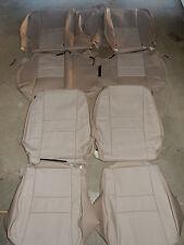 2009-2010 KIA Sportage LX/EX OEM  Factory leather seat covers
