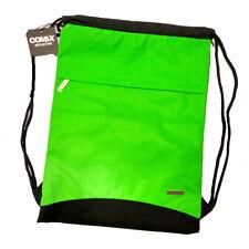 COMIX sacca verde materiale riflettente impermeabilizzato resistente all'acqua