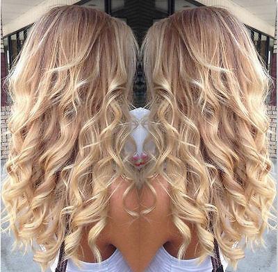 Blonde Real Hair Wigs