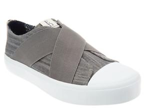 Shoes Pompeii in Degeneres Women Sneakers Ellen Daichi senza tessuto lacci Ed Grey 5 qxRU7