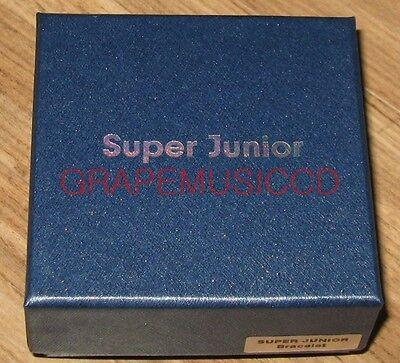 SUPER JUNIOR SUPERJUNIOR SJ SM Artist JEWELRY OFFICIAL GOODS BANGLE BRACELET NEW