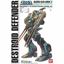 MACROSS 1/72 ADR-04-MKX DESTROID DEFENDER Model Kit IMAI Vintage robotech #353.