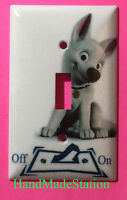 Bolt Dog Power On Off Light Switch Power Outlet Cover Plate Home Decor