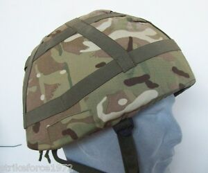 NEW-MoD-Issue-MTP-Multicam-Camo-Cover-for-Mk6-Mk7-Helmet-Size-REGULAR