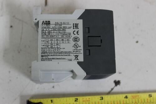 ABB ASL16-30-10-81 Contactor New