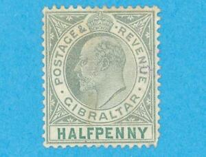 GIBRALTAR-39-MINT-HINGED-NO-FAULTS-VERY-FINE